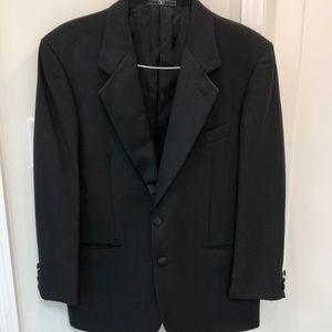Men's Valentino tuxedo. 100% pure virgin Wool.